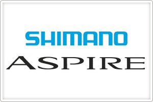 Shimano Aspire logo