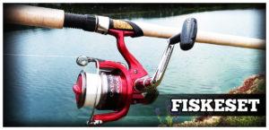 Fiskespö - Fiskeset