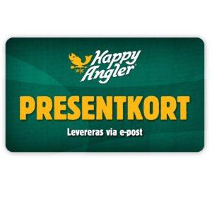 Fiskespö - Happy Angler Presentkort