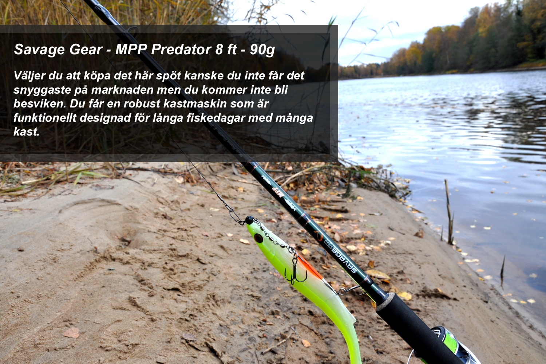 Savage Gear MPP Predator 8 ft -90g