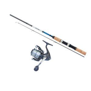 Fiskeset - Shimano Bas kombination 7 ft 10-30g